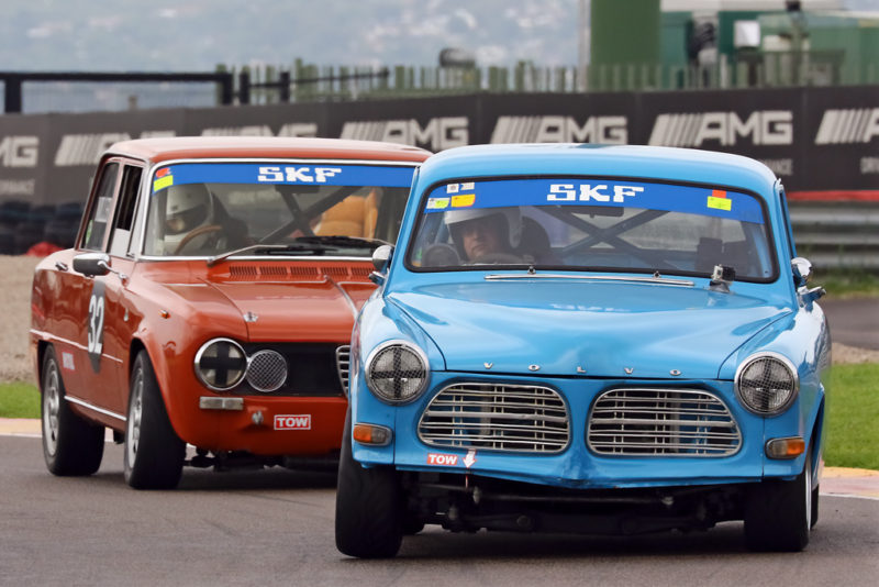 SKF Pre-1966 Legends Under 2 litre