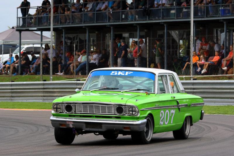 Mark du Toit - 1964 Ford Fairlane (Thunderbolt)