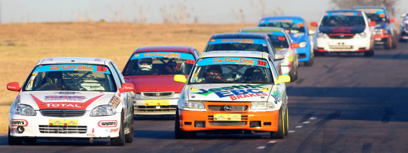 Variety and spectacle at Zwartkops Winter Challenge