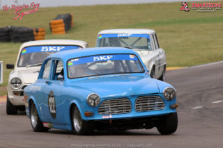Vic Campher - 1965 Volvo 122