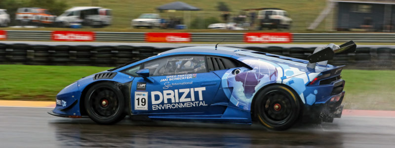 Wet weather, hot racing at Zwartkops - Extreme Festival 25 November 2017