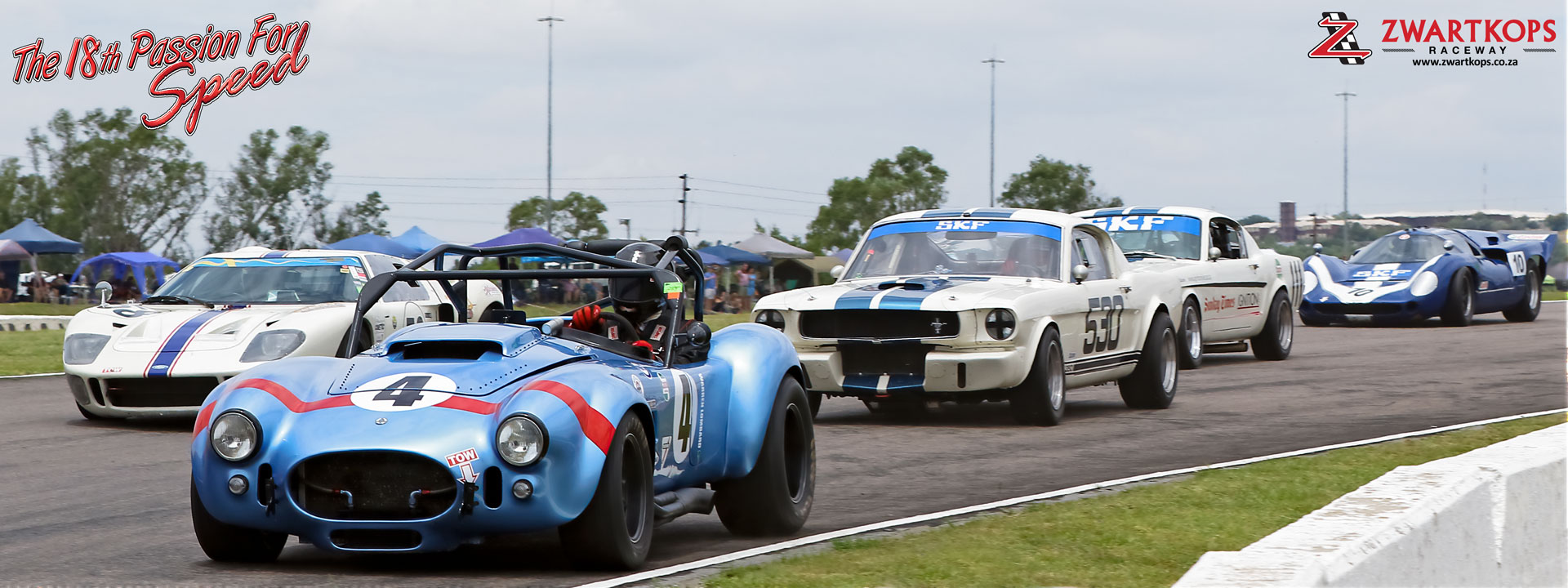 Wide range of activities at the 18th Passion for Speed on Feb 1, 2 and 3