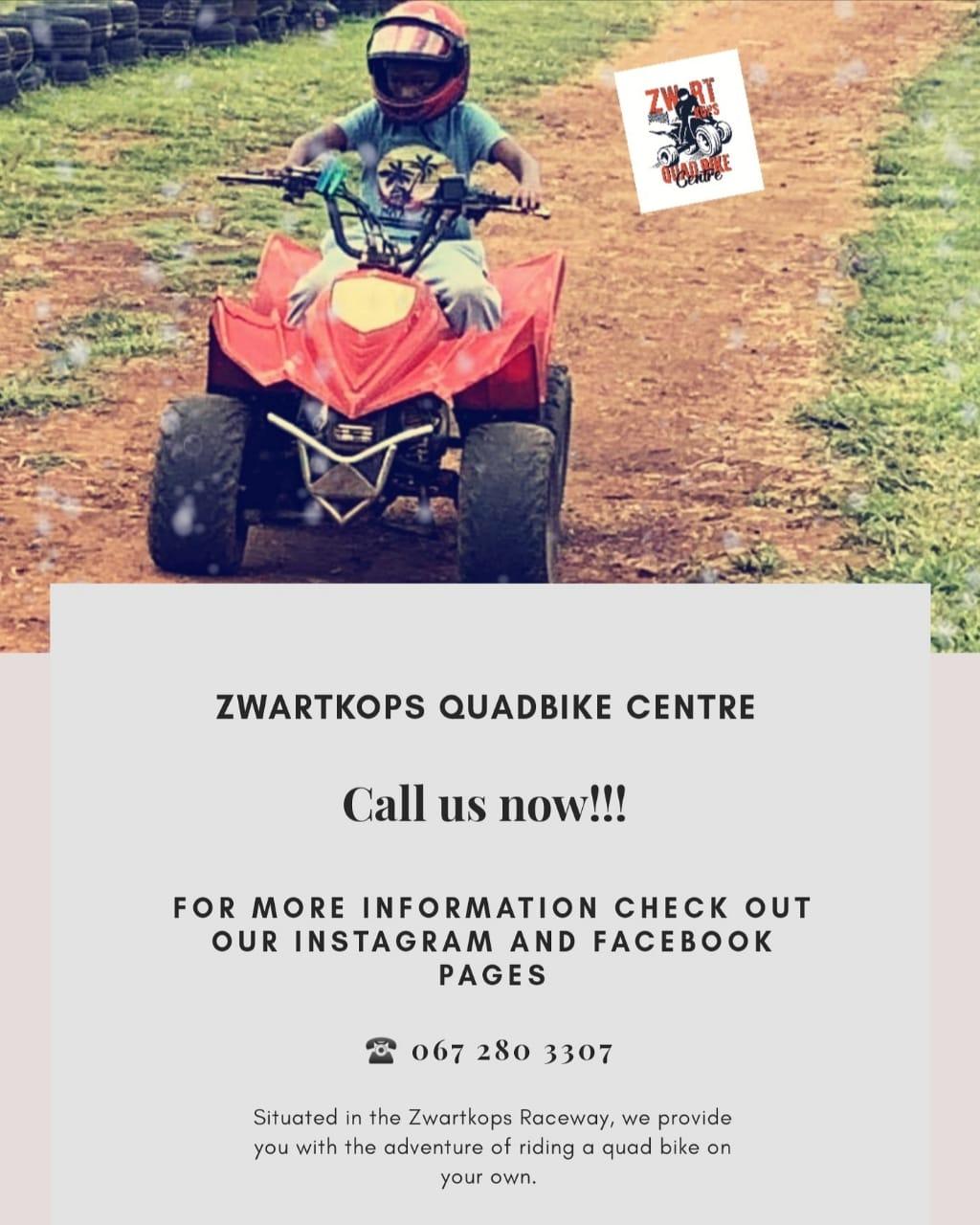 Zwartkops Quadbike Centre